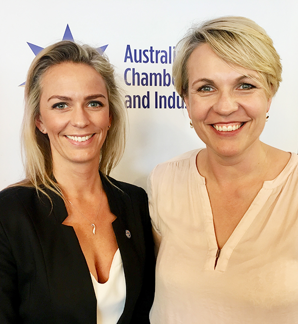 Plibersek and Demetriades