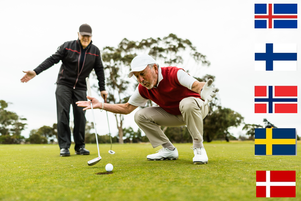 Nordic Golf Tournament Sydney on 15 March 2019