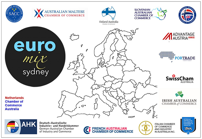 EuroMix networking lunch invitation 2019