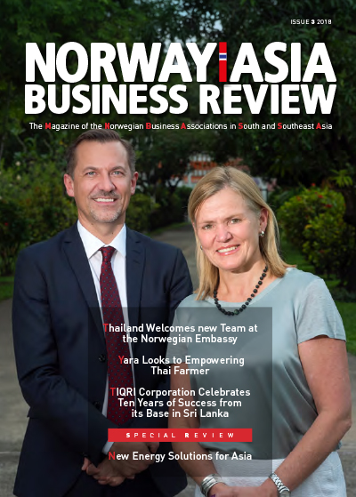Norway Asia Business Review 2018-3 cover