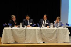 European Australia Collaboration in the Pacific Forum